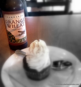 Orange Wheat Beer