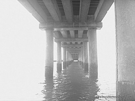 the bridge between life and afterlife