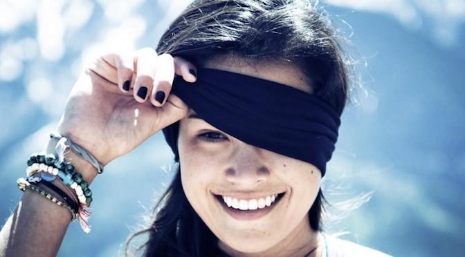 I Danced Blindfolded, So What?