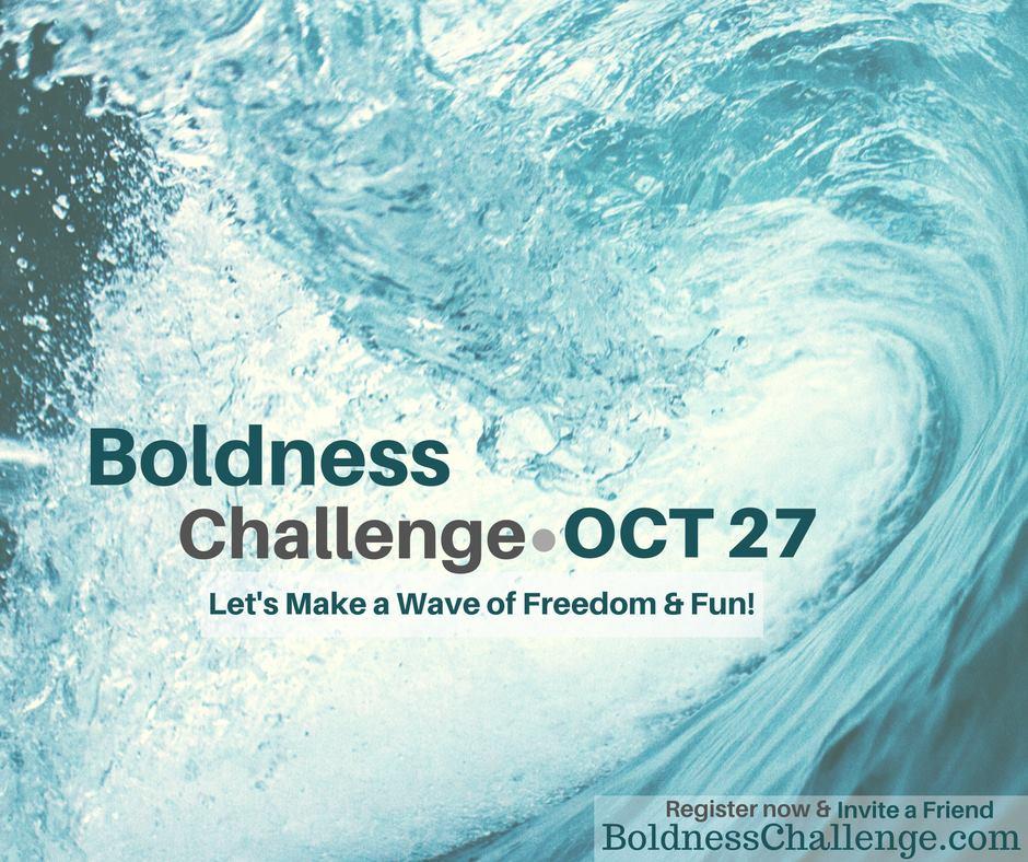 boldness challenge